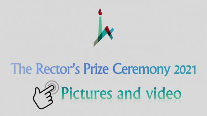 The Rector's Prize 2021